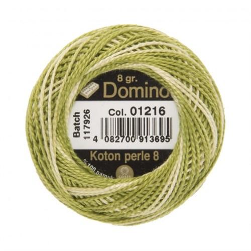 Coats Domino 8Gr Ebruli No: 8 Nakış İpliği - 01216