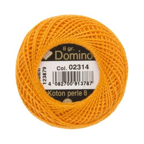 Coats Domino 8Gr Turuncu No: 8 Nakış İpliği - 02314