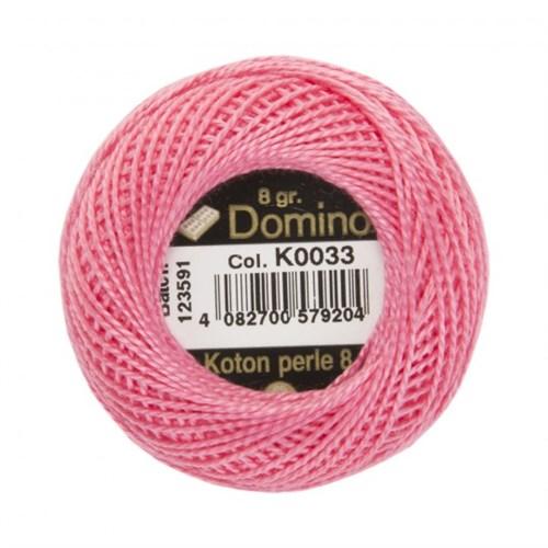 Coats Domino 8Gr Pembe No: 8 Nakış İpliği - K0033