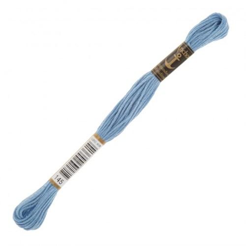 Anchor Muline 8M Mavi Nakış İpliği - 0145