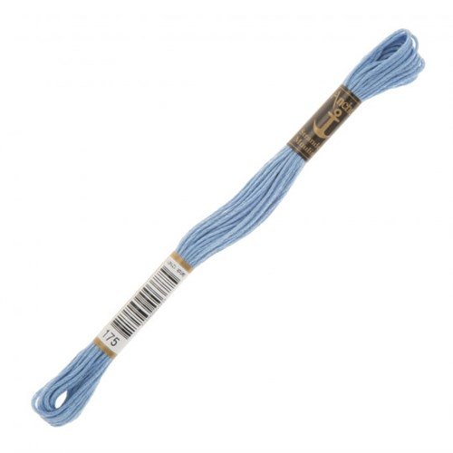 Anchor Muline 8M Mavi Nakış İpliği - 0175