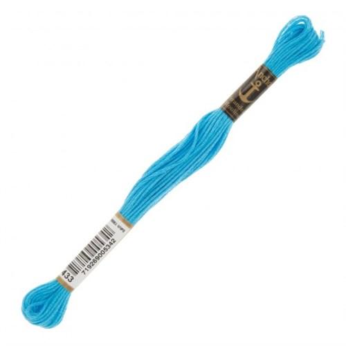 Anchor Muline 8M Mavi Nakış İpliği - 0433