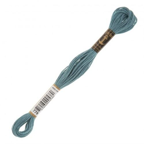 Anchor Muline 8M Mavi Nakış İpliği - 0779