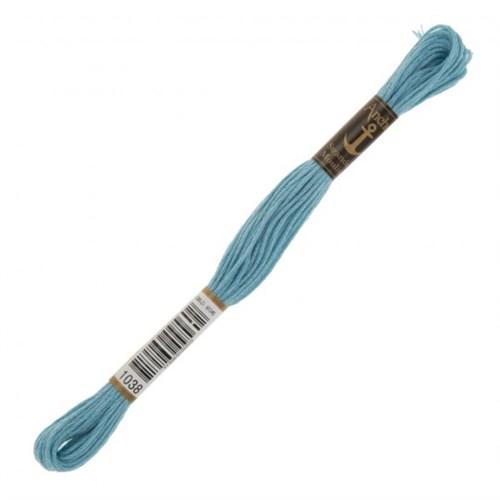 Anchor Muline 8M Mavi Nakış İpliği - 1038