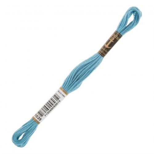 Anchor Muline 8M Mavi Nakış İpliği - 1039