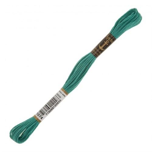 Anchor Muline 8M Yeşil Nakış İpliği - 1074