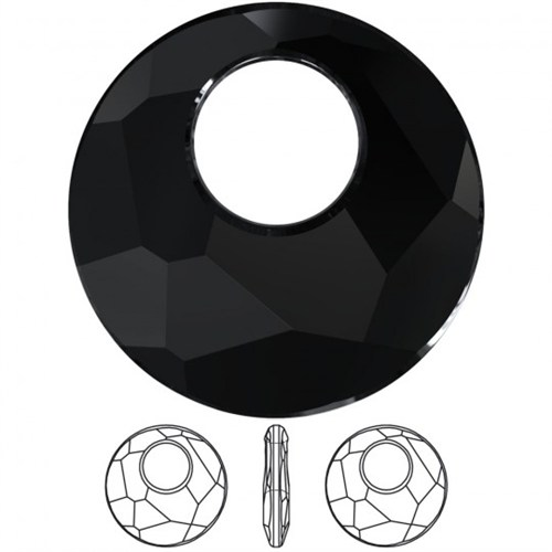 Swarovski 1 Adet Kristal Victory Kolye Ucu 6041