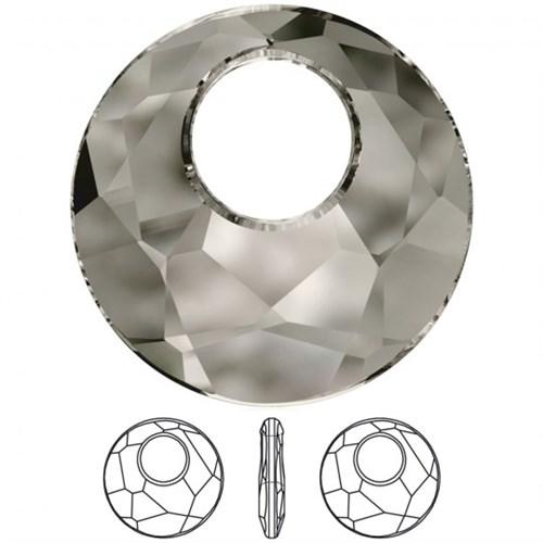 Zirkon 1 Adet Saten Kristal Victory Kolye Ucu 6041