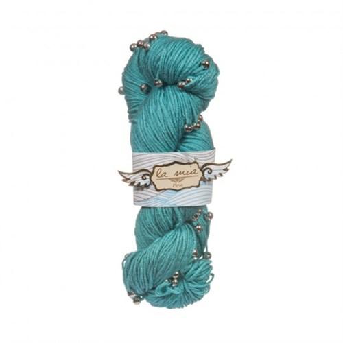 La Mia Perla Mavi El Örgü İpi