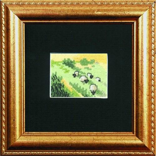 Permin 10X10 Koyun Temalı Etamin Kiti - 144165