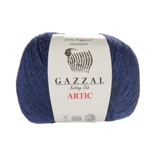 Gazzal Artic Lacivert El Örgü İpi - 25