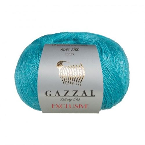 Gazzal Exclusive Mavi El Örgü İpi - 9902