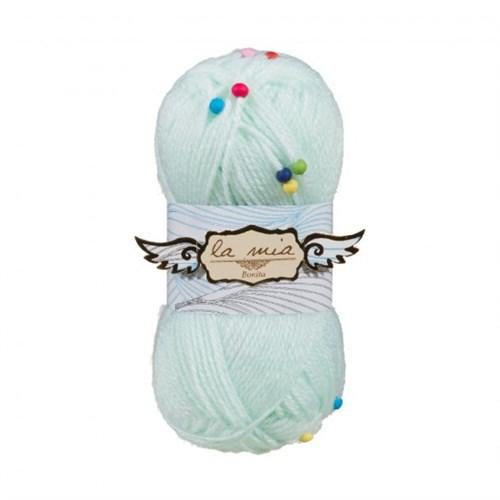 La Mia Bonita Mint Yeşili El Örgü İpi