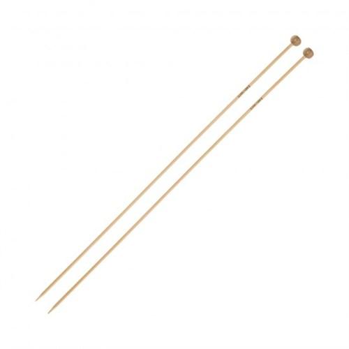 Addi Premium 3 Mm 35 Cm Bambu Örgü Şişi - 500-7/35/3