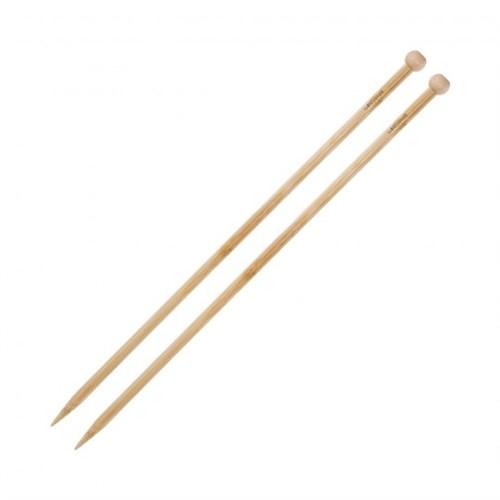 Addi Premium 8 Mm 35 Cm Bambu Örgü Şişi - 500-7/35/8