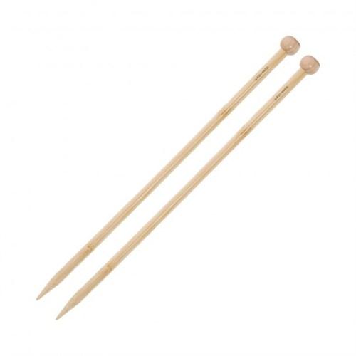 Addi Premium 10 Mm 35 Cm Bambu Örgü Şişi - 500-7/35/10