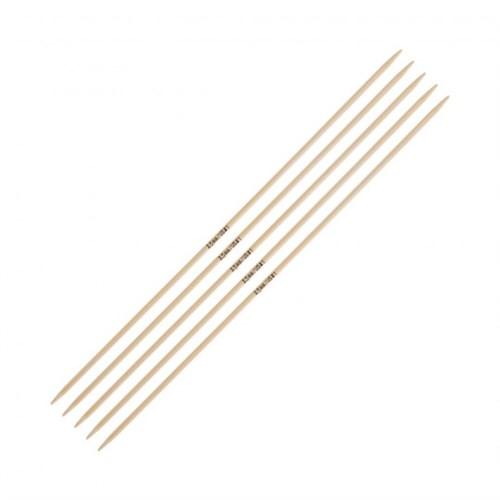 Addi Premium 2,5 Mm 20 Cm Bambu Çorap Şişi - 501-7/20/2,5