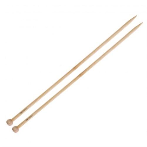 Addi Premium 7 Mm 35 Cm Bambu Örgü Şişi - 500-7/35/7