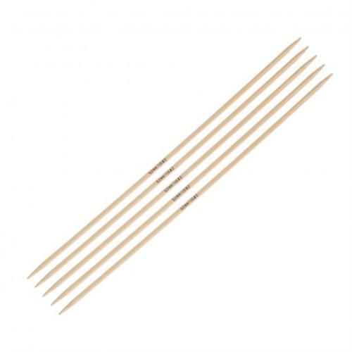 Addi Premium 3 Mm 20 Cm Bambu Çorap Şişi - 501-7/20/3