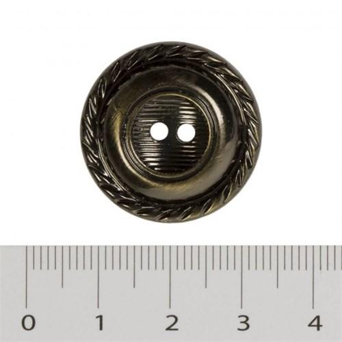 Hobium Büyük Boy Bakır Fantezi Düğme