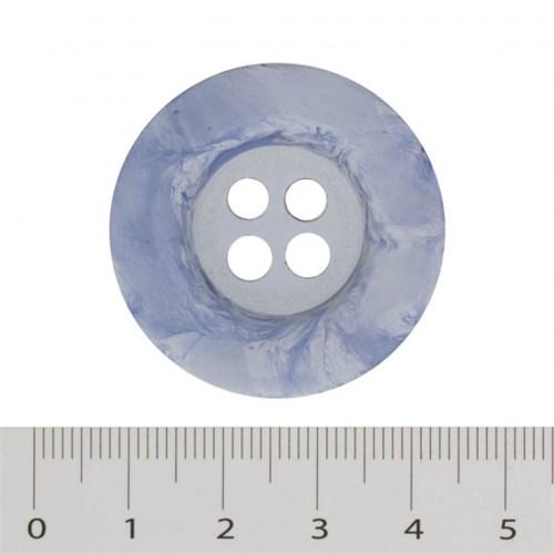 Hobium Mavi Fantazi Düğme