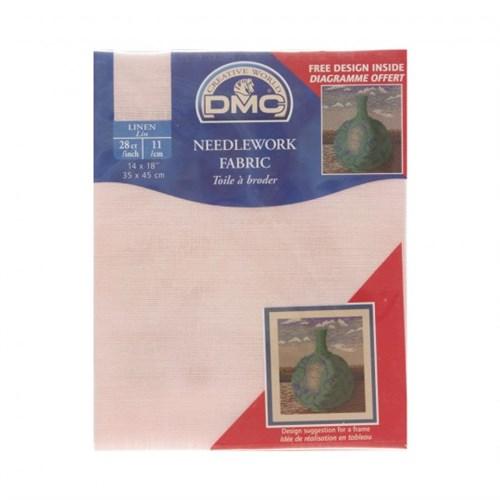 Dmc 35X45 Cm 28 Ct Keten Nakış Kumaşı – Dc47-784