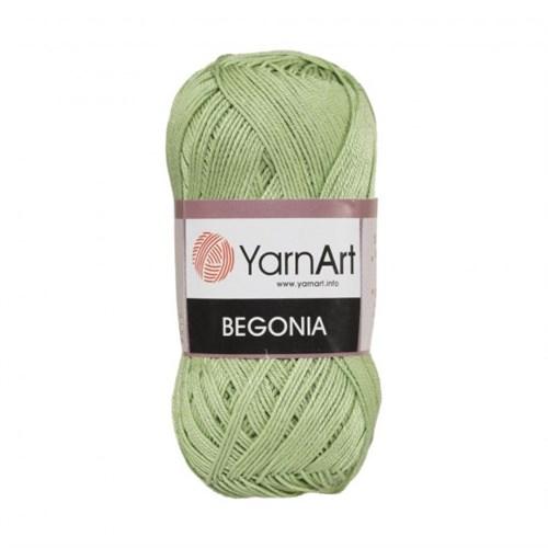Yarnart Begonia Yeşil El Örgü İpi - 6369