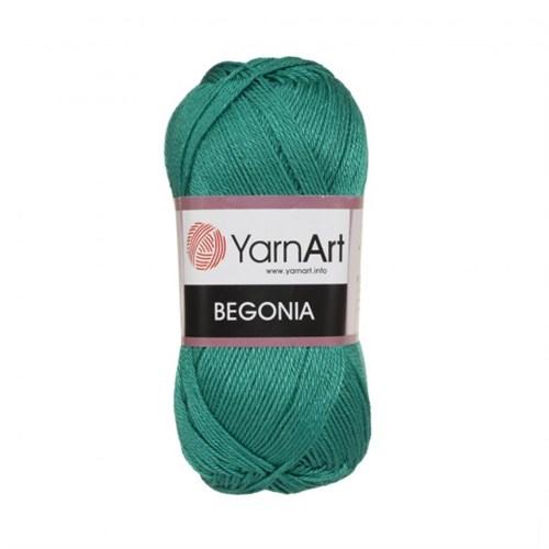 Yarnart Begonia Yeşil El Örgü İpi - 6334