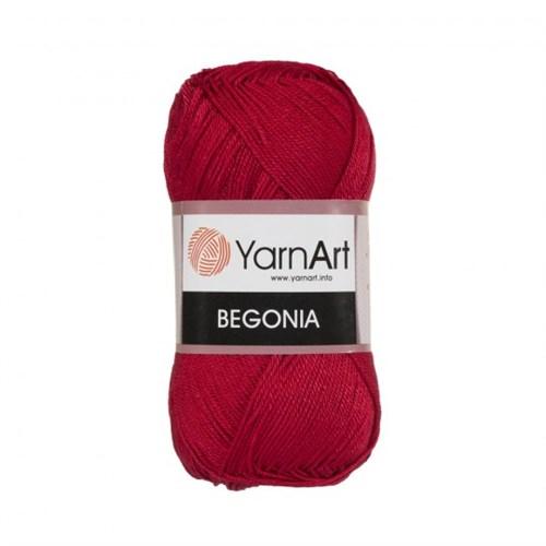 Yarnart Begonia Kırmızı El Örgü İpi - 5020