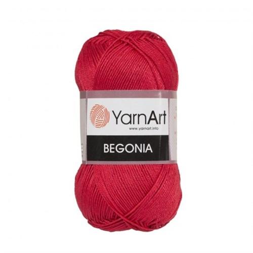 Yarnart Begonia Kırmızı El Örgü İpi - 6328