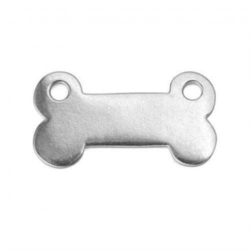 Impressart Köpek Kemiği Halkalı Kurşun Damga Levha - Iad13127