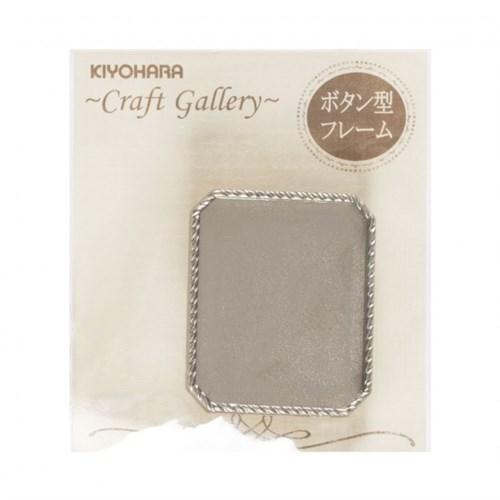 Kiyohara Paper Lamine Gümüş Rengi Kolye Ucu - Rch-65S