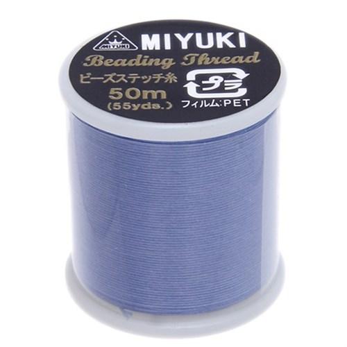Miyuki Açık Mavi Naylon Boncuk İpi - 74422020-09