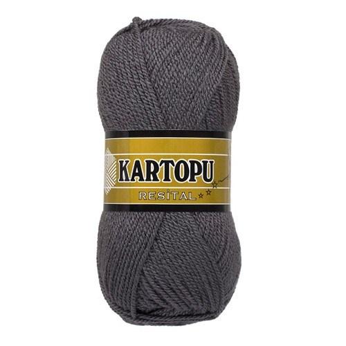 Kartopu Resital Füme El Örgü İpi - K902