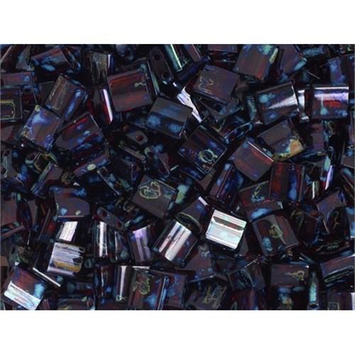 Miyuki Tila Bead 5X5 Mm 50 Gr. Karışık Renk Boncuk - 690Tl00-4504
