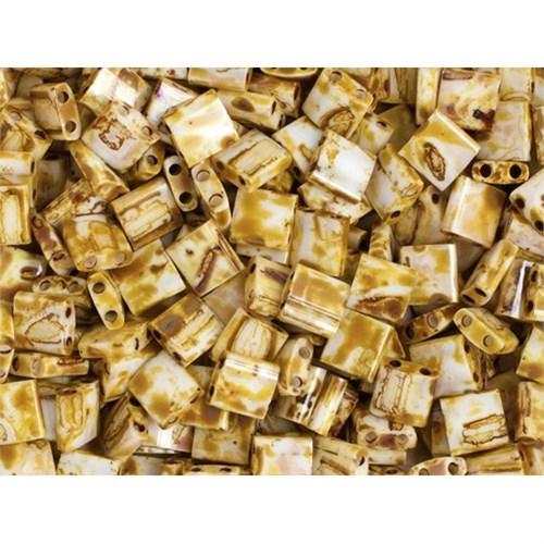 Miyuki Tila Bead 5X5 Mm 50 Gr. Opak Karışık Renk Boncuk - 690Tl00-4512