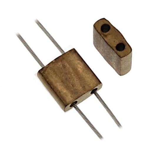 Miyuki Tila Bead 5X5 Mm 50 Gr. Opak Metalik Koyu Bronz Rengi Boncuk - 690Tl00-2006