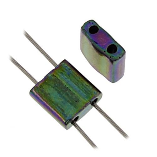 Miyuki Tila Bead 5X5 Mm 50 Gr. Opak Yeşil Boncuk - 690Tl00-0468