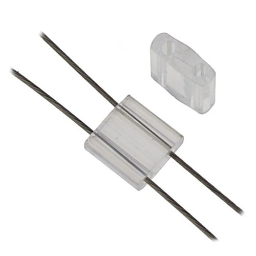 Miyuki Tila Bead 5X5 Mm 50 Gr. Şeffaf Kristal Rengi Boncuk - 690Tl00-0131
