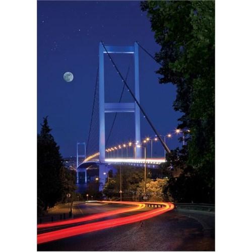 Art Puzzle Boğaziçi Köprüsü (1000 Parça,Neon)