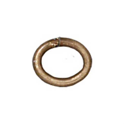 Tierra Cast 25 Adet Altın Rengi Oval Takı Halkası - 01-0018-27