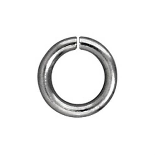 Tierra Cast 25 Adet Gümüş Rengi Takı Halkası - 01-0020-61