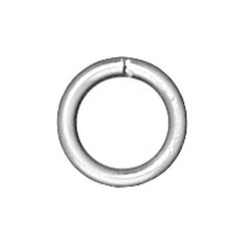 Tierra Cast 25 Adet Gümüş Rengi Takı Halkası - 01-0025-01