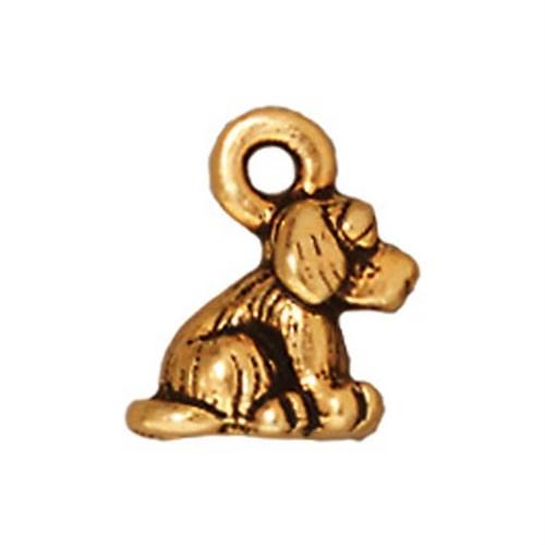 Tierra Cast 1 Adet 10.25X7.75 Mm Altın Rengi Köpek Takı Aksesuarı - 94-2223-26