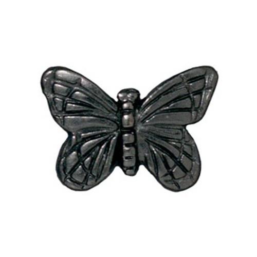 Tierra Cast Metal 1 Adet 11.25X15.75 Mm Siyah Kelebek Boncuk - 94-5520-13