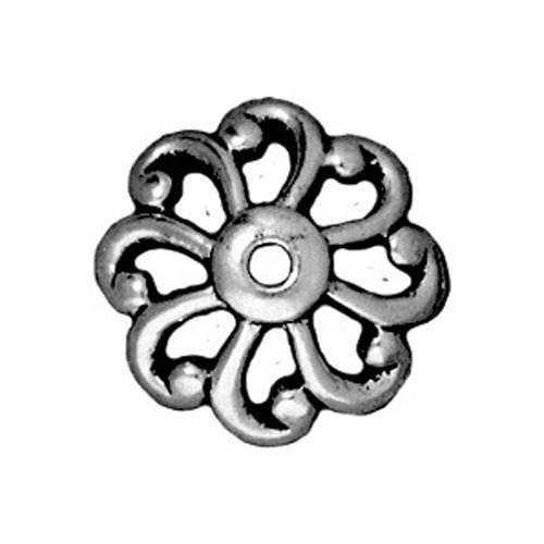Tierra Cast 1 Adet 4.5X11.75 Mm Gümüş Rengi Huni Kapama - 94-5590-12