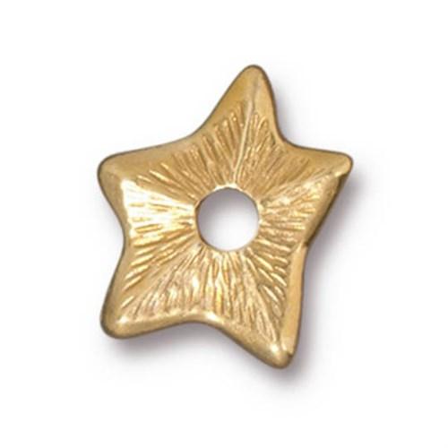 Tierra Cast Rivetable 1 Adet 14.1 Mm Altın Rengi Yıldız Takı Ara Aksesuarı - 94-5798-25