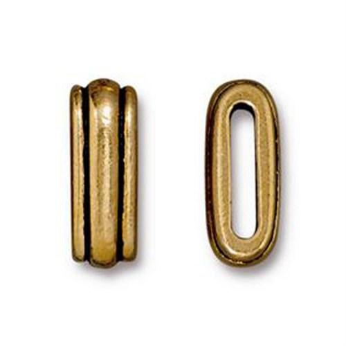 Tierra Cast Kordon1 Adet 6.1 Mm Altın Rengi Geniş Delikli Halka Ara Metal Malzeme - 94-5805-26
