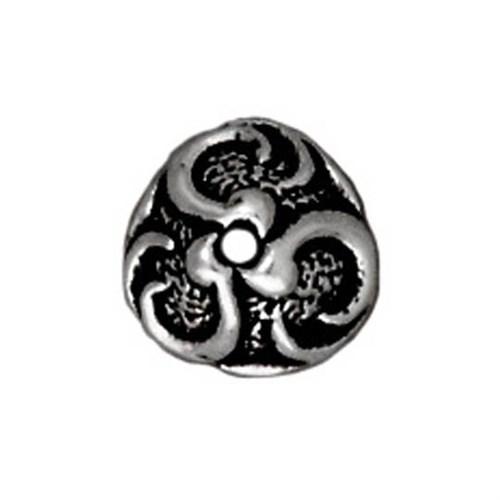 Tierra Cast 1 Adet 4X7.5 Mm Gümüş Rengi Huni Kapama - 94-5504-12
