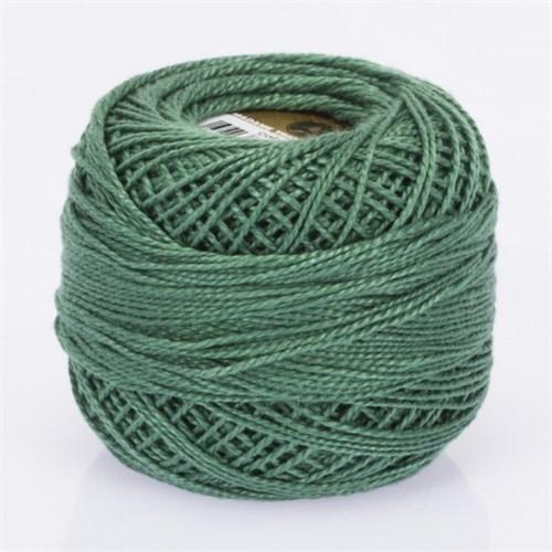 Ören Bayan Koton Perle No:8 Koyu Yeşil El Nakış İpliği - 4015